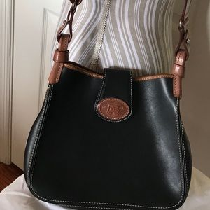 Vintage Dooney & Bourke Donegal Small Feedbag